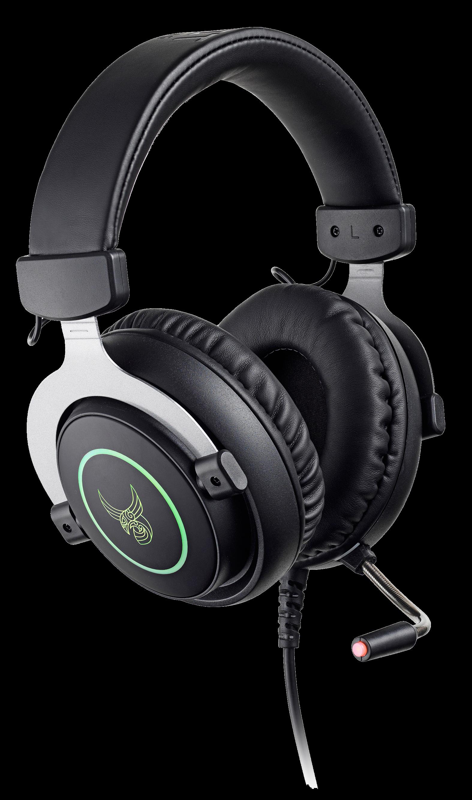 Gjermundbu - headset